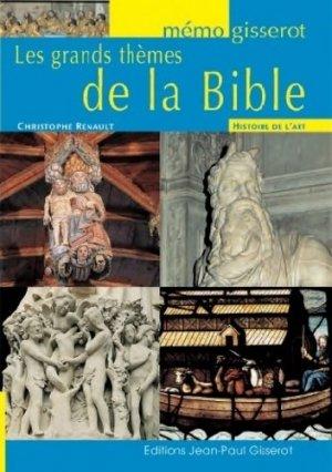 Les grands thèmes de la Bible - gisserot - 9782755805680 -