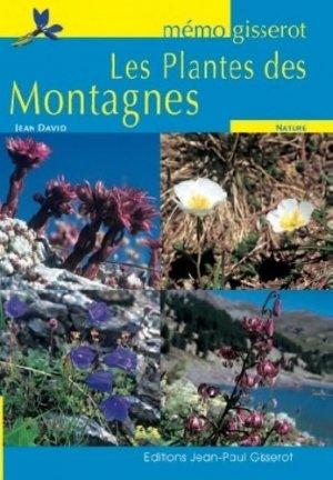 Les plantes des montagnes - jean-paul gisserot - 9782755805703 -