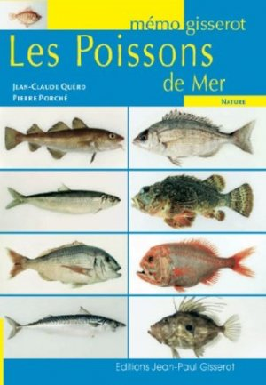 Les poissons de mer - jean-paul gisserot - 9782755806595 -