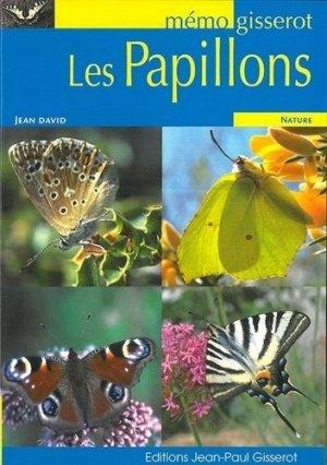 Les papillons - jean-paul gisserot - 9782755807370 -