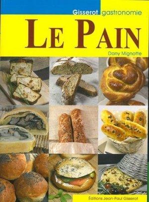Le pain - gisserot - 9782755807868 -