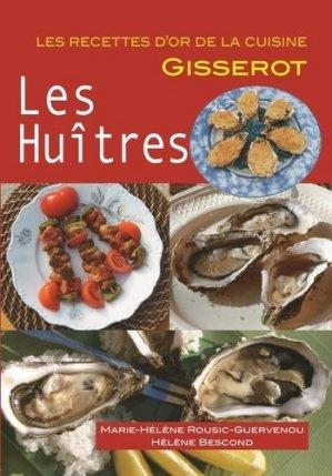 Les huîtres - gisserot - 9782755807875 -