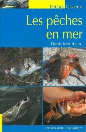 Les pêches en mer - gisserot - 9782755808117 -