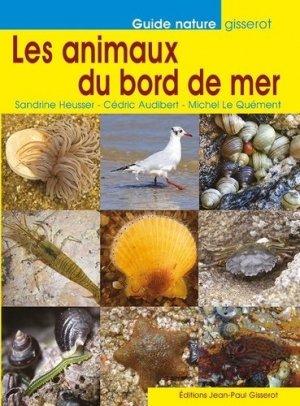 Les animaux du bord de mer - jean-paul gisserot - 9782755808704 -