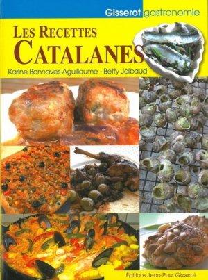 Les recettes catalanes - gisserot - 9782755808742 -