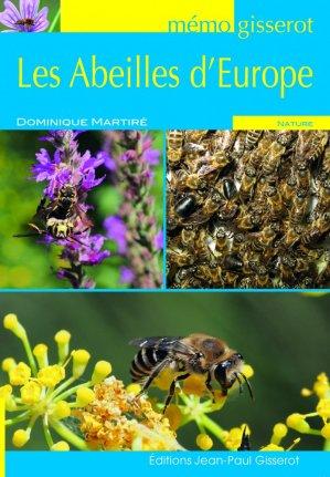 Les abeilles d'Europe - jean-paul gisserot - 9782755808940 -