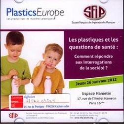 Les plastiques et les questions de santé - societe alpine de publications - 9782756204505 -