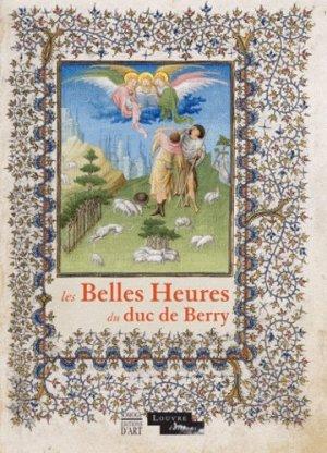 Les Belles Heures du duc de Berry - somogy  - 9782757205082 -