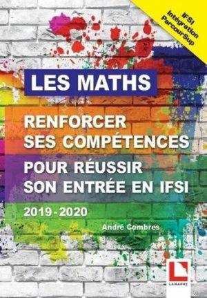 Les maths - lamarre - 9782757310717 -