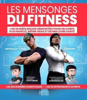 Les mensonges du fitness - Amphora - 9782757604113 -