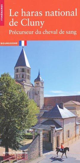 Le haras national de Cluny - du patrimoine - 9782757702109 -