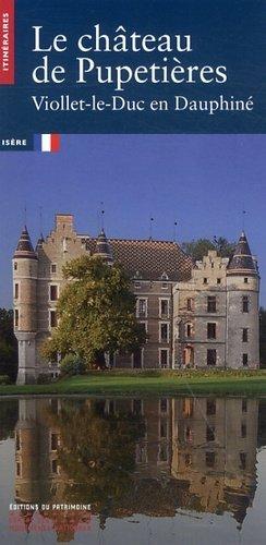 Le château de Pupetières - du patrimoine - 9782757702796 -