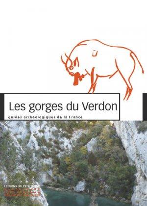 Les gorges du Verdon - du patrimoine - 9782757706039 -