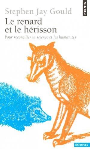 Le renard et le hérisson - du seuil - 9782757826331 -