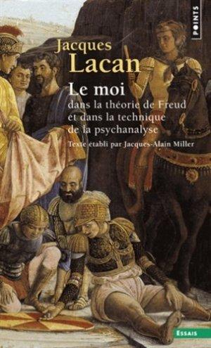 Le moi dans la théorie de Freud et dans la technique de la psychanalyse - du seuil - 9782757853139