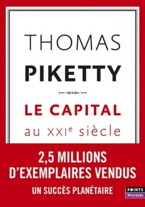 Le capital au XXIe siècle - Points - 9782757884584 -