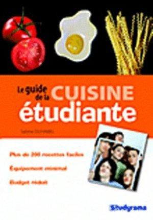 Le guide de la cuisine étudiante - studyrama - 9782759010332 -