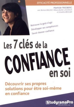 Les clés de la confiance en soi - Studyrama - 9782759035045 -