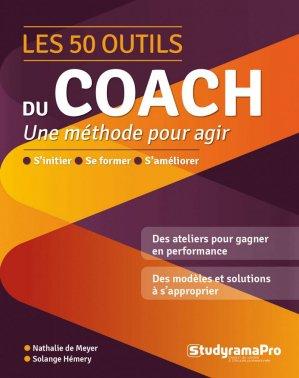 Les 50 outils du coach - Studyrama - 9782759047024 -