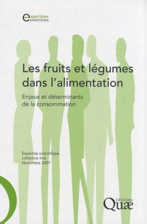 Les fruits et légumes dans l'alimentation - quae - 9782759200832 -