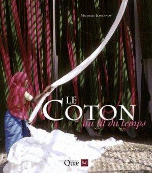 Le coton au fil du temps - quae - 9782759201181 -
