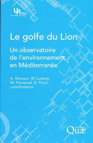 Le golfe du Lion - quae  - 9782759203116 -