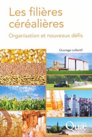 Les filières céréalières - quae  - 9782759203185