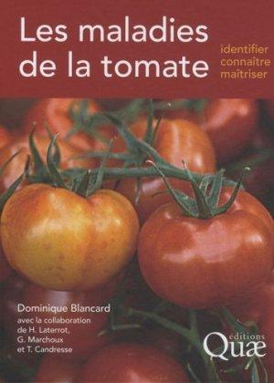 Les maladies de la tomate - quae  - 9782759203284 -