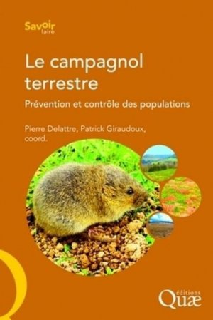 Le campagnol terrestre - quae  - 9782759203864 -