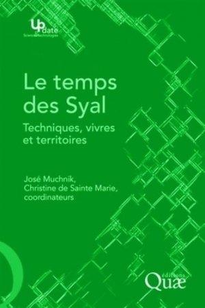 Le temps des Syal - quae - 9782759205004 -
