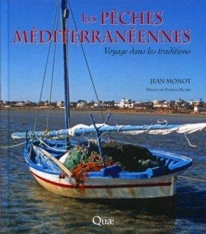 Les pêches méditerranéennes - quae  - 9782759209330 -