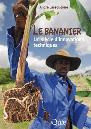 Le bananier - quae  - 9782759216901 -