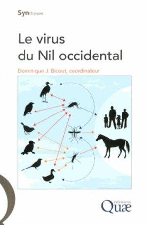 Le virus du Nil occidental - quae  - 9782759219681 -