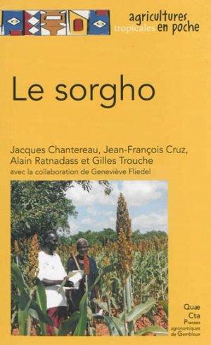 Le sorgho - quae  - 9782759220618 -