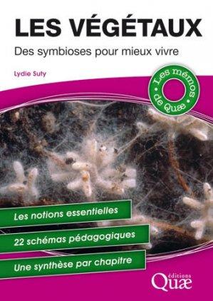 Les végétaux - quae  - 9782759223053 -