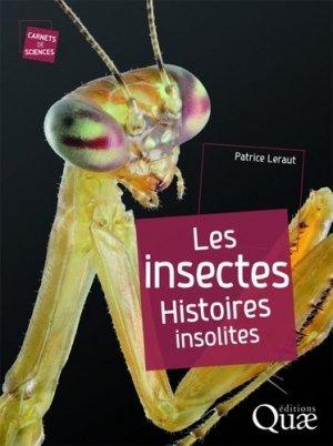 Les insectes - quae  - 9782759223527 -