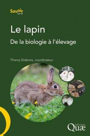 Le lapin - quae  - 9782759224166