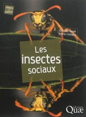 Les insectes sociaux - quae - 9782759224272 -