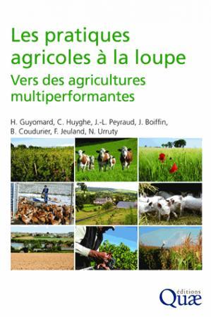 Les pratiques agricoles à la loupe - quae - 9782759225385 -