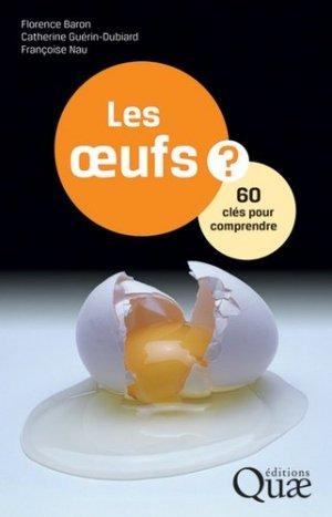 Les oeufs - quae - 9782759226573 -