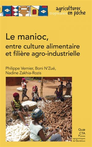 Le manioc - quae - 9782759227075 -