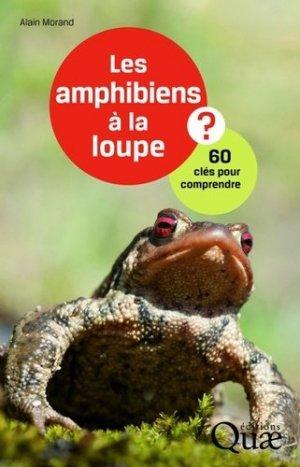 Les amphibiens - quae - 9782759227433 -