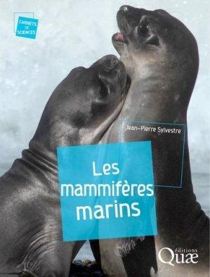 Les mammifères marins - quae - 9782759229031 -