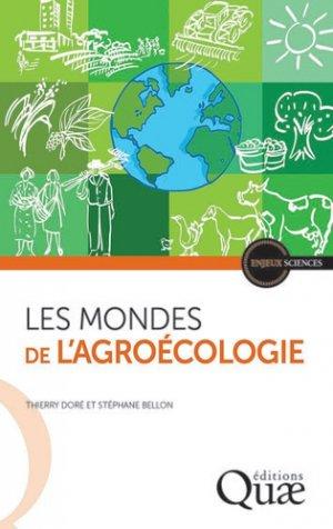 Les mondes de l'agroécologie - quae - 9782759230020 -