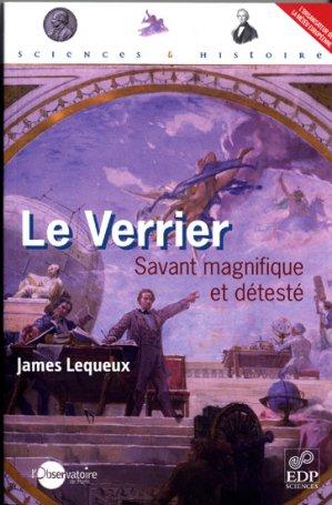 Le Verrier - EDP Sciences - 9782759804221 -