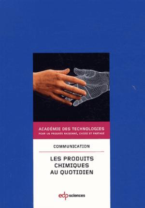Les produits chimiques au quotidien - edp sciences - 9782759810116 -