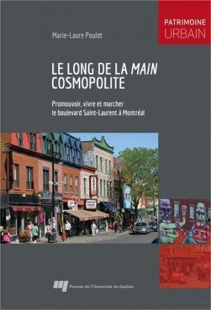 Le long de la main cosmopolite - presses de l'universite du quebec - 9782760547087 -