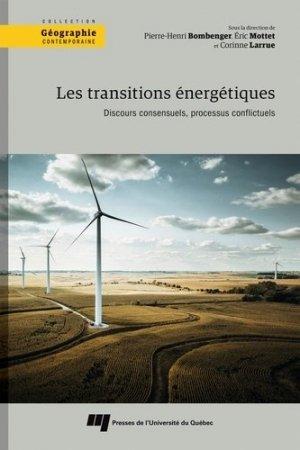 Les transitions énergétiques - Presses de l'Université du Québec - 9782760552425 -