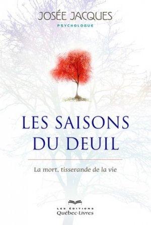 Les saisons du deuil - quebecor - 9782764025604 -