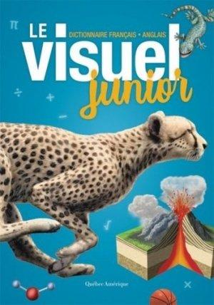 Le visuel junior - Editions Québec Amérique - 9782764438404 -